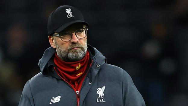 Jurgen Klopp: Liverpool boss says Afcon switch to January is 'catastrophe' for club