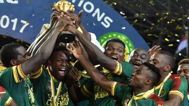 bbc sports african cup of nations