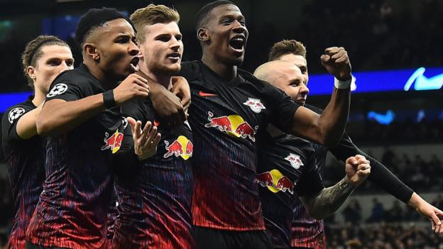 Tottenham 0-1 RB Leipzig: Timo Werner penalty gives Germans edge in last-16 tie thumbnail