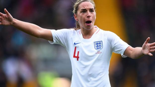 Jordan Nobbs: England vice-captain on the moment she knew her World Cup dream was over thumbnail