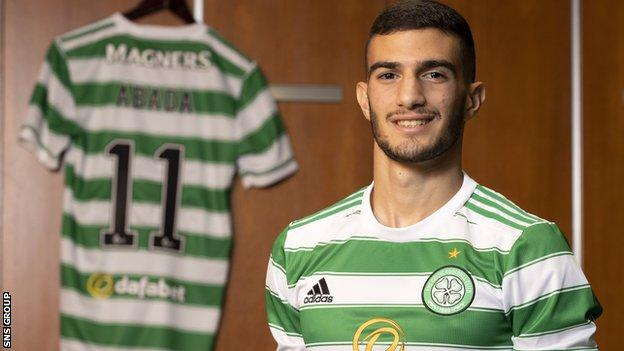 Liel Abada has signed a five-year contract with Celtic