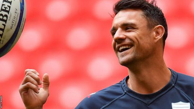 Dan Carter: New Zealand great to return to Racing 92 thumbnail