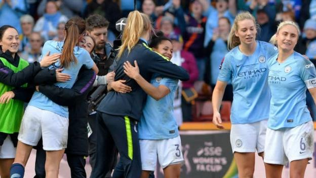 Manchester City boss Nick Cushing confident women's crowds will grow thumbnail