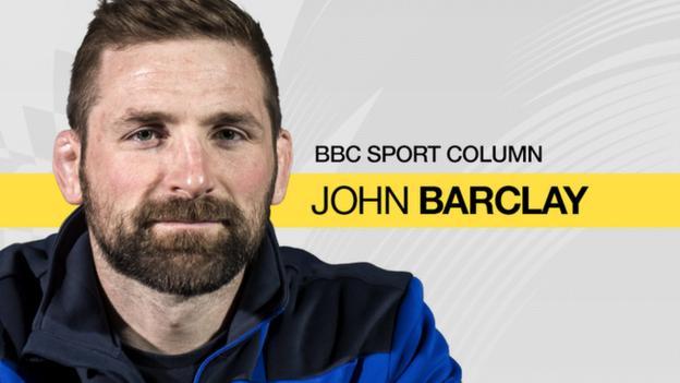 John Barclay column: Comebacks, calf raises and Edinburgh's ambition thumbnail