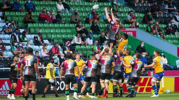Harlequins v Bath