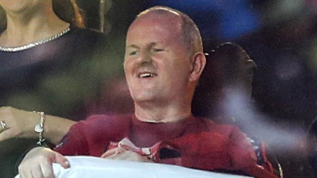 Sean Cox: Injured fan to make emotional return to Anfield thumbnail