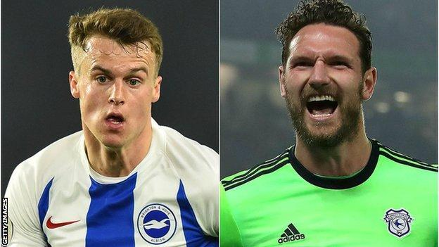 Solly March and Sean Morrison