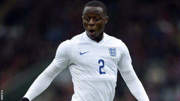 Moses Odubajo England