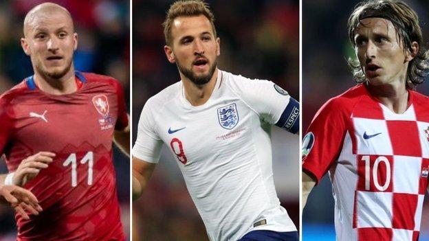 Euro 2020: Scotland would face England, Croatia & Czech Republic thumbnail