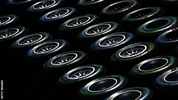 Pirelli have been in F1 since 2011