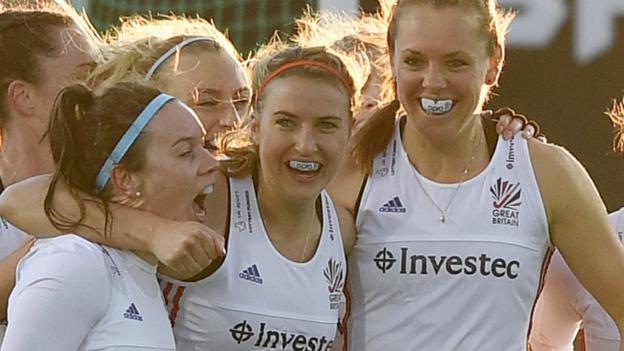 FIH Pro League: Lily Owsley scores twice as Great Britain seal win over USA thumbnail