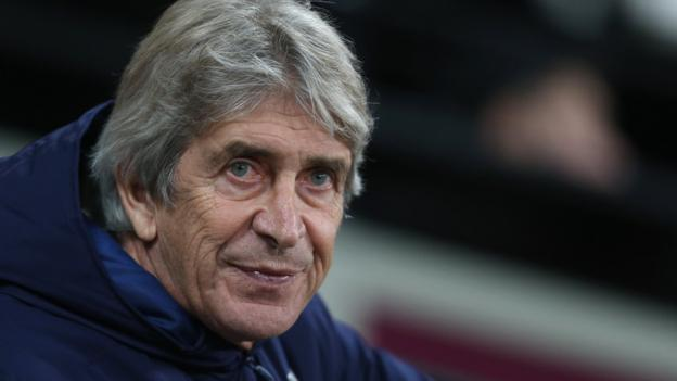 West Ham: Manuel Pellegrini 'not worried' about relegation after loss to Arsenal thumbnail