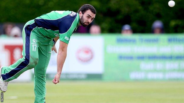 Ireland will be without Stuart Thompson for the game in Townsville