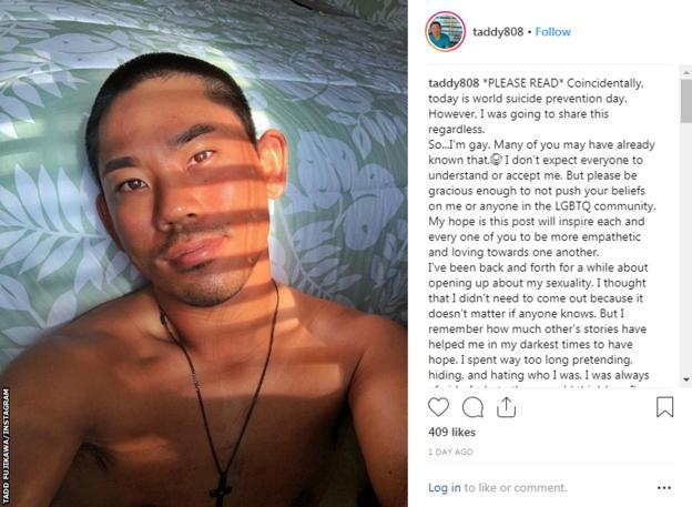 Tadd Fujikawa/Instagram
