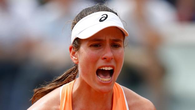 101594065 gettyimages 958297018 - Italian Start: Johanna Konta beats Hsieh Su-wei to space up meeting with Jelena Ostapenko