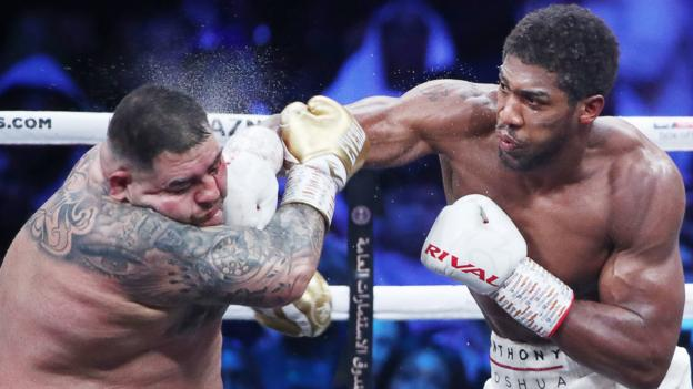 Anthony Joshua: A new, silkier boxer shows lessons learned in victory over Andy Ruiz thumbnail