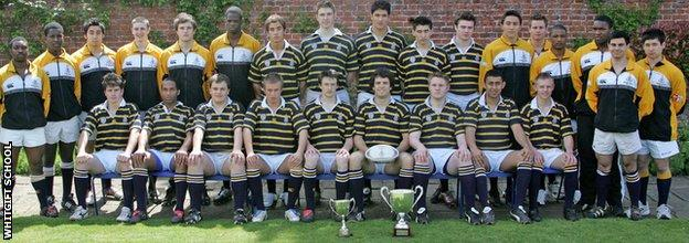 Whitgift first team