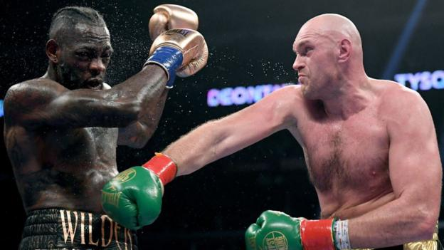 Tyson Fury: Deontay Wilder 'has no substance and no intellect' thumbnail