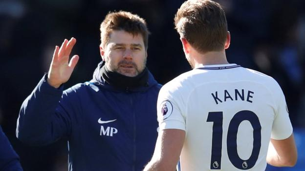 Man Utd v Tottenham: Spurs don't need FA Cup win - Mauricio Pochettino