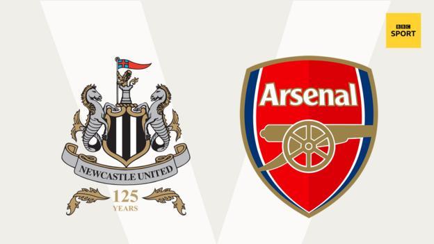 Newcastle v Arsenal