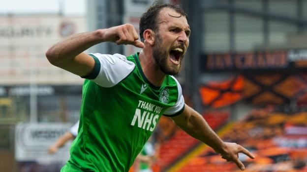 Dundee Utd 0-1 Hibs: