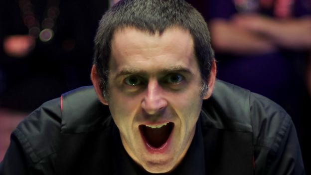 Ronnie O'Sullivan makes 1,000th century - the stats and the rivals thumbnail