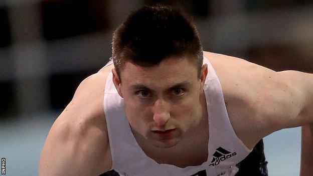 L'uomo di Letterkenny Mark English ha vinto tre medaglie ai Campionati Europei