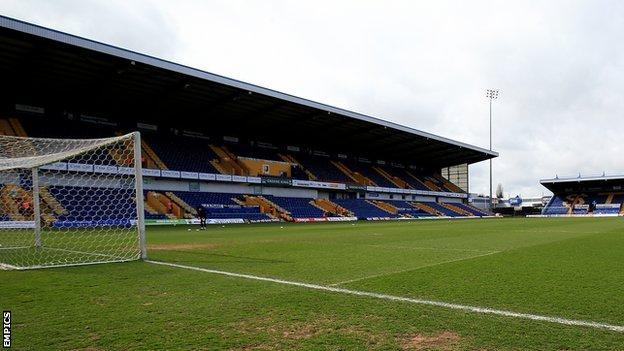 One Call Stadium