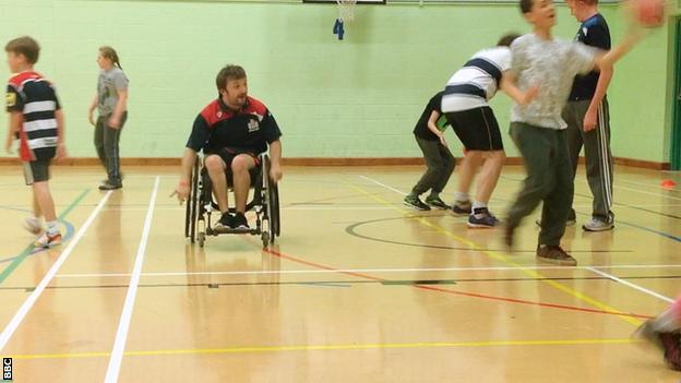 Bristol Rugby Inclusion squad