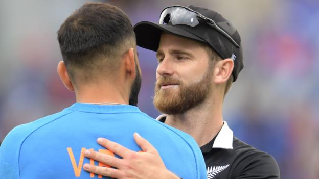 Cricket World Cup final: Kane Williamson inspires New Zealand's 'miracle' run thumbnail