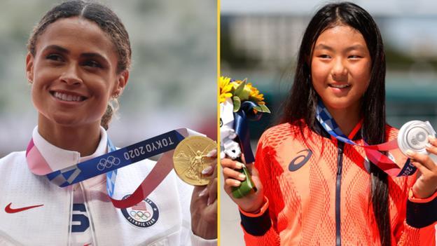 Tokyo Olympics: Sydney McLaughlin smashes record, Kokona Hiraki, 12, wins silver thumbnail