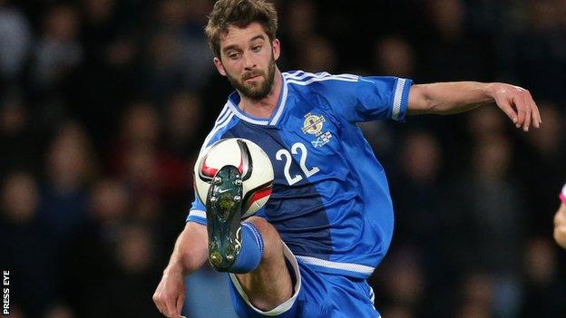 Wigan striker Will Grigg is set to be included in the final Northern Ireland squad for Euro 2016