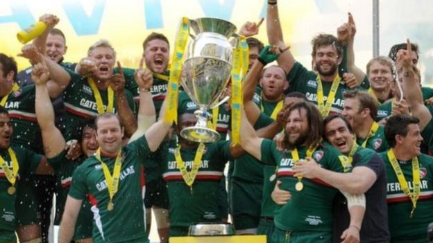 Leicester Tigers: Premiership club 'no longer up for sale' thumbnail