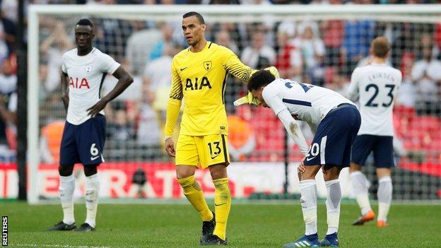 Tottenham reuters