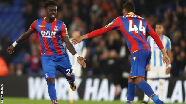 Pape Souare returns for Crystal Palace
