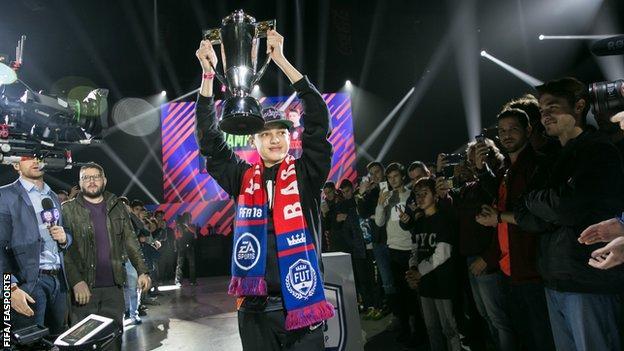 Barcelona winner