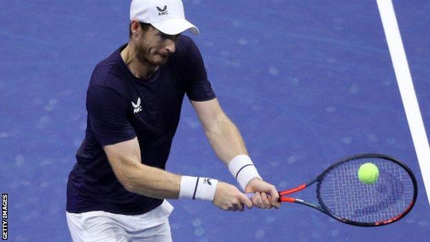 Andy Murray knocked out of US Open by Felix Auger-Aliassime thumbnail