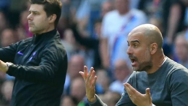 Manchester City 1-0 Tottenham: 'Gripping and nervy in a different way' thumbnail