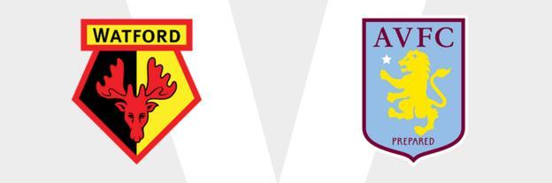 Watford v Aston Villa