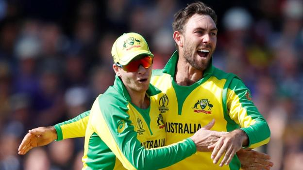 Cricket World Cup: Australia beat West Indies thanks to Coulter-Nile
