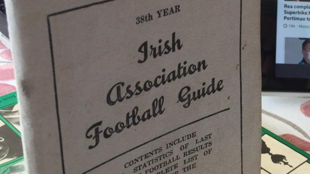 The IFA Football Guide - a little gem from the past