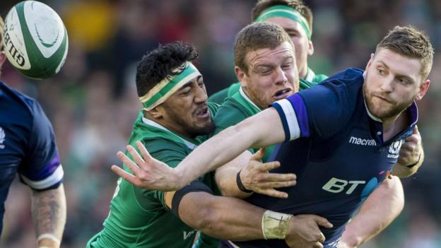 Six Nations 2019: Scotland v Ireland - four key questions thumbnail