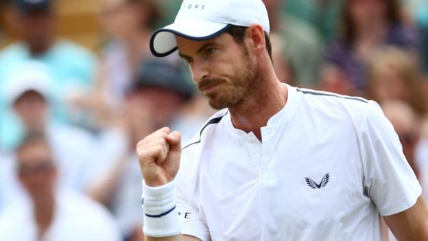 Andy Murray could make singles return at Cincinnati Masters thumbnail