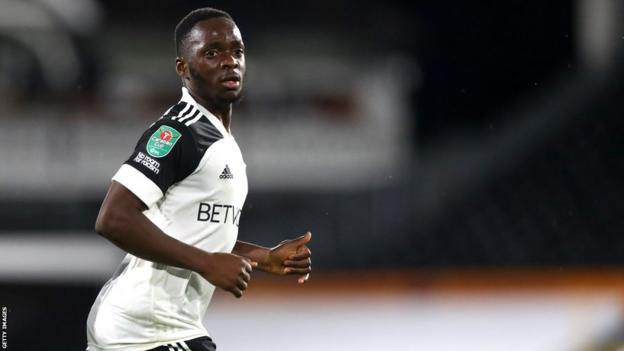 Fulham and DR Congo's Neeskens Kebano
