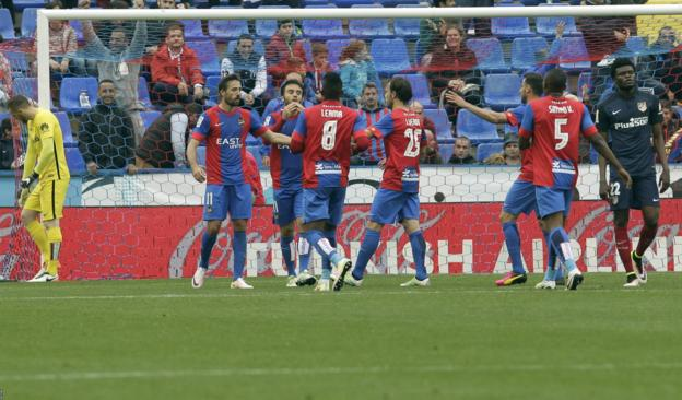 Levante v Atletico Madrid