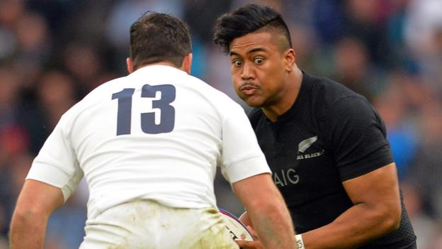 England to play new zealand as part of 2018 autumn international series bbc sport - English rugby union league tables ...