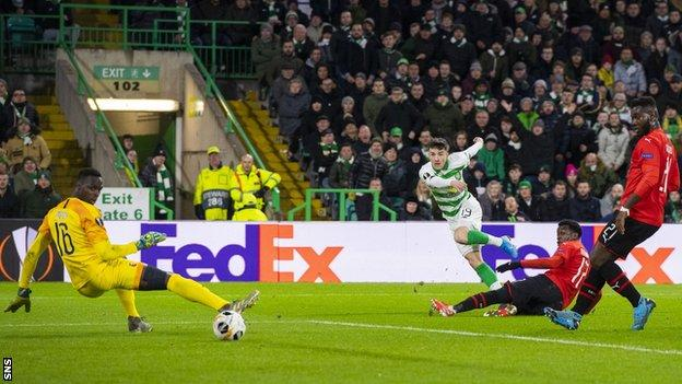 Mikey Johnston scored in his first appearance since the start of September