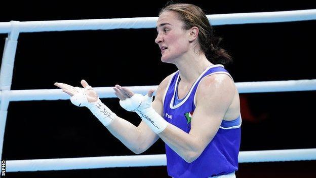 Kellie Harrington
