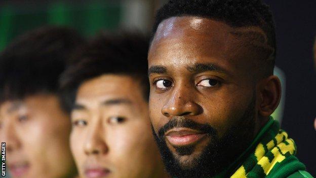 Cedric Bakambu moves to Beijing Guoan
