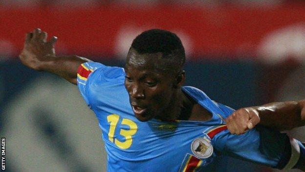 Former DR Congo striker Shabani Nonda